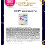 BIOBAY Natural Health Winner of Readers' Choice Award 2019